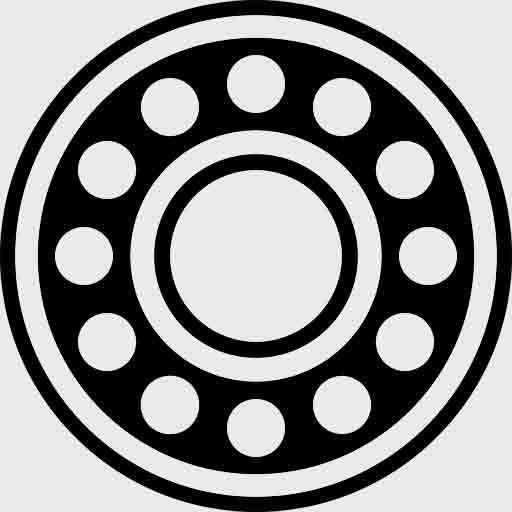 логотип магазина подшипников в Саранске